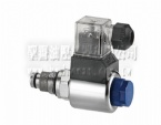 ON/OFF VALVE 350KG V2066-01-N-05-D24-DG-35