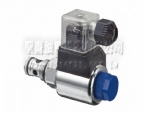 ON/OFF VALVE 350KG V2086-01-N-05-D24-DG-35