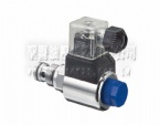 ON/OFF VALVE 350KG V3076-01-N-05-D24-DG-35