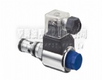 ON/OFF VALVE 350KG V3086-01-N-05-D24-DG-35