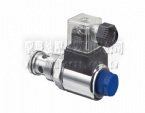 ON/OFF VALVE 350KG V6076-01-N-05-D24-DG-35